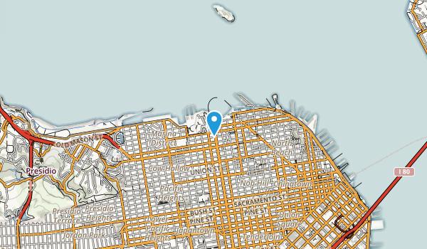 Fort Mason Map