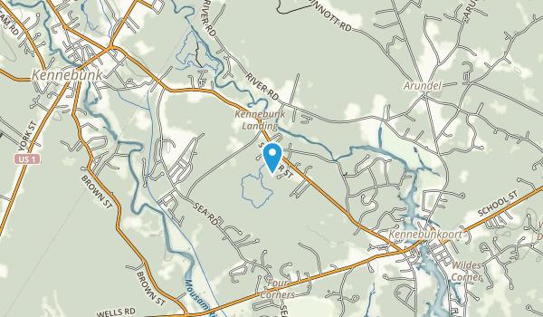 Wonderbrook Park Map