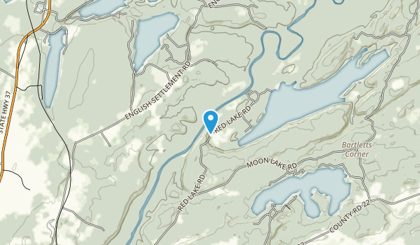 Indian River Wildlife Management Area Map