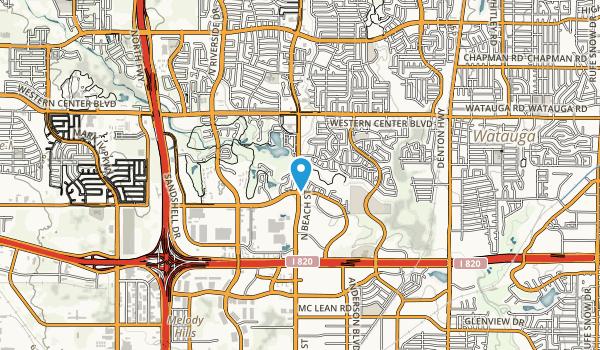Buffalo Ridge Park Map
