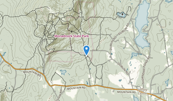 Sawyer Lot Map