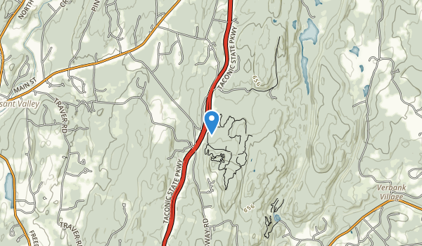 Taconic Hereford Multiple Use Area Map