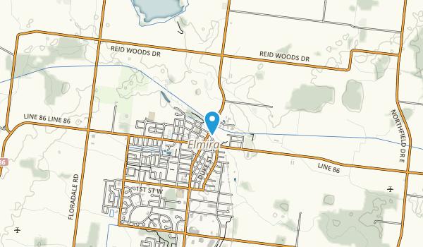 Victoria Glen Park Map