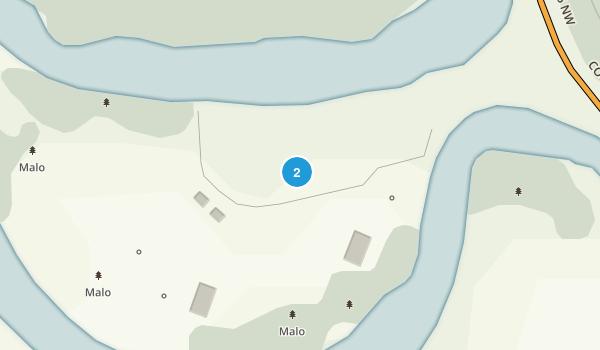 Oxbow Park Map