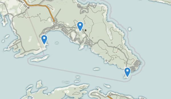 Killbear Provincial Park Map