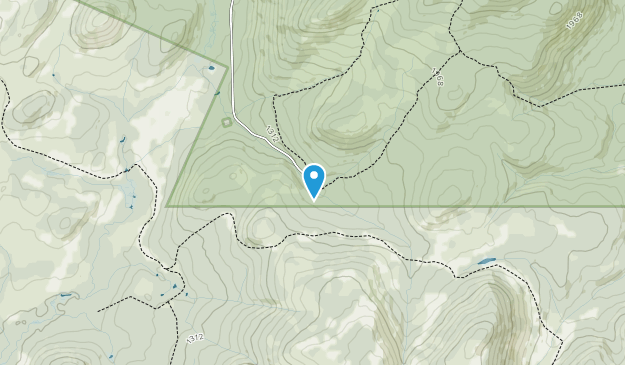 Nepisiquit Protected Natural Area Map