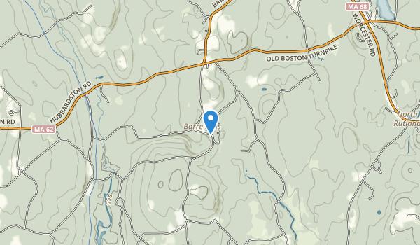 Savage Hill Wildlife Management Area Map