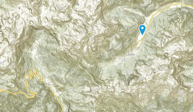 Valbona Valley National Park Map