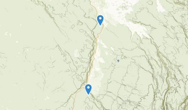 Malheur National Wildlife Refuge Map