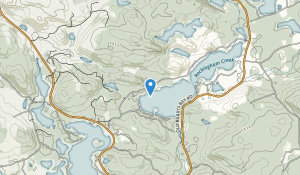 Thomas P. Murray Recreation Area Map