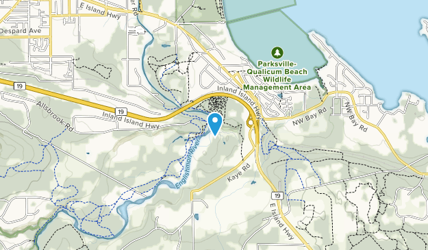 Top Bridge Park Map