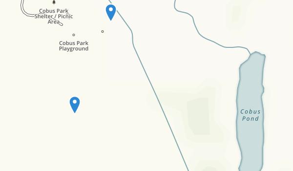 Cobus Creek County Park Map