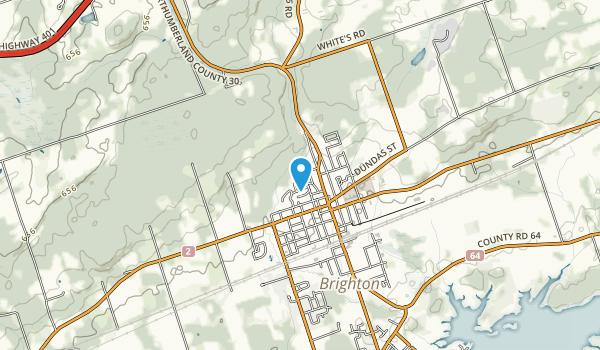 Proctor Park Conservation Area Map