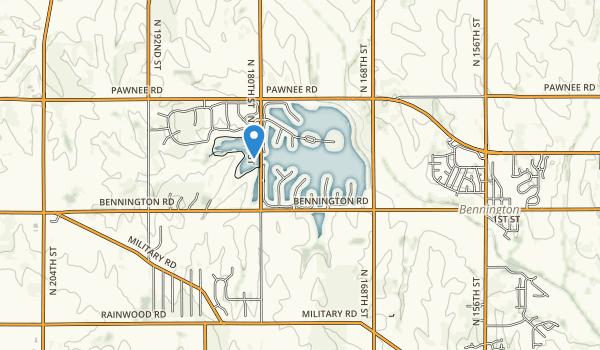 Prairie View Recrational Area Map