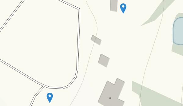 Mont Gleason Map