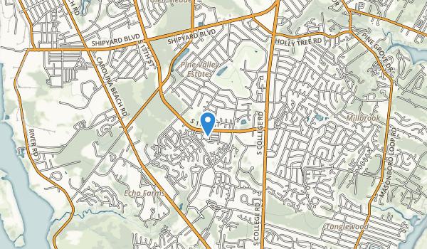 Halyburton Park Map