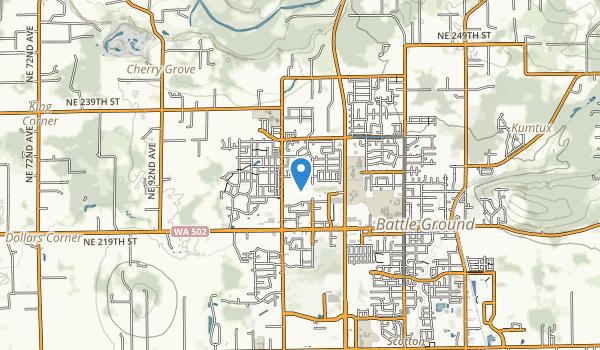 Florence Robinson Park Map