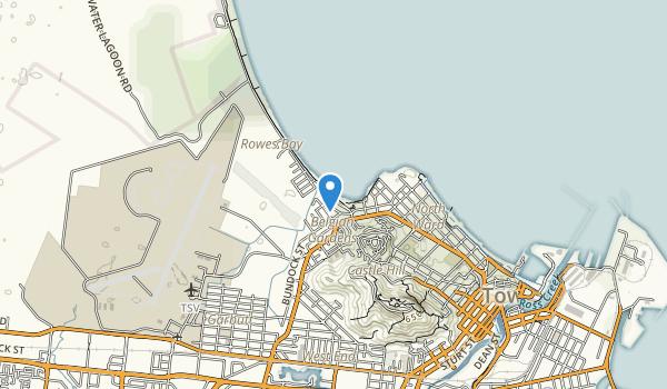 Jezzine Park Map