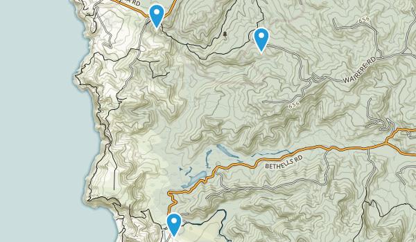 Goldies Bush Map