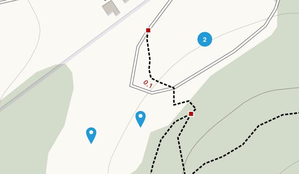 Freycinet National Park Map
