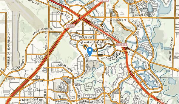 Thomas Jefferson Park Map