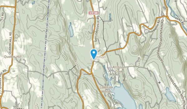 Mallory Preserve Map