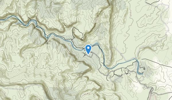 Carnarvan Gorge Map