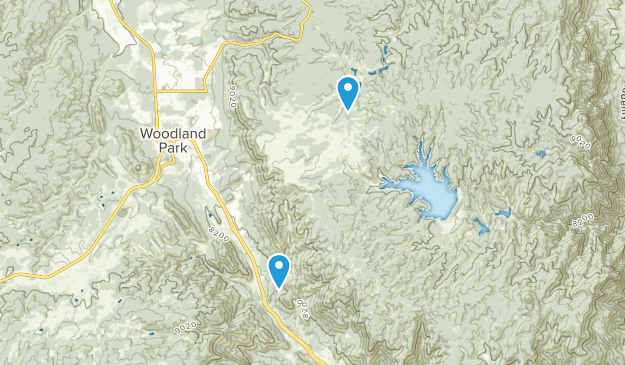 Farish Memorial Recreation Area Map