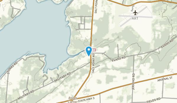 Dexter Marsh Wildlife Management Area Map