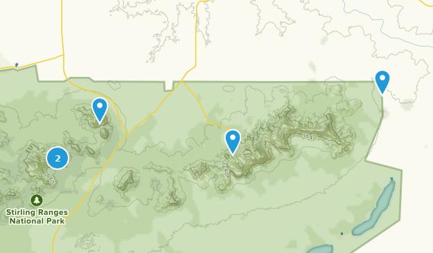 Best Trails in Stirling Range National Park - Western ...