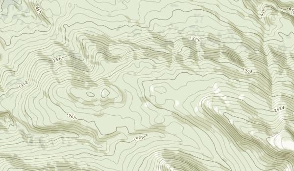 Katmai Park & Wilderness Map