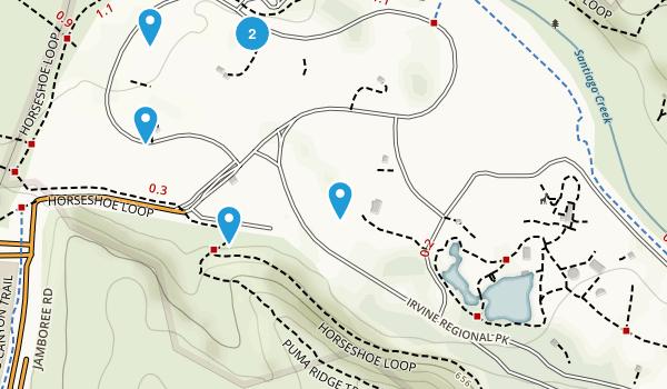 Best Trails in Irvine Regional Park California AllTrails