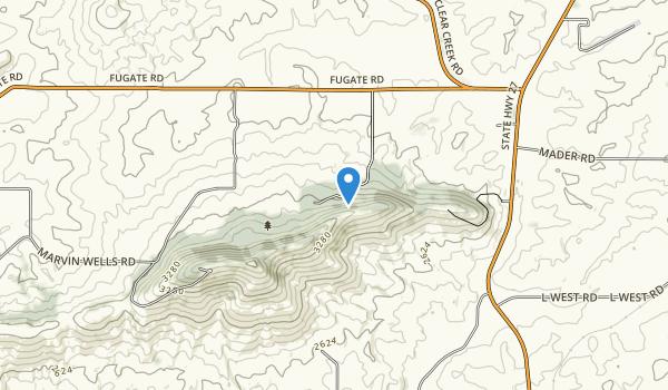 trail locations for Kamiak Butte County Park