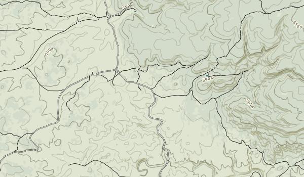 Grand Canyon Parashant National Monument Map
