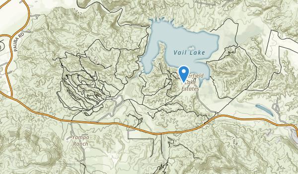 Butterfield Country Rec Veh Park Map