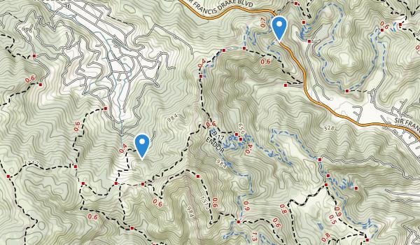 White Hill Open Space Preserve Map