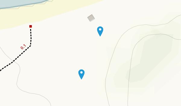 D.T. Flemming Beach Park Map