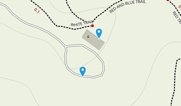 Pickett's Mill Historic Site Map