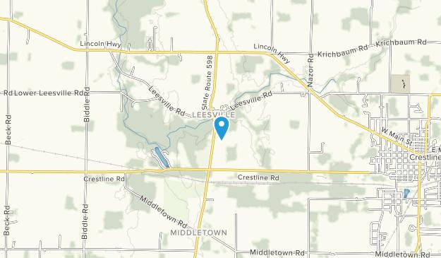 Lowe-Volk Park Map