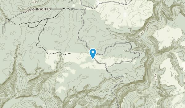 Centennial Wilderness Area Map