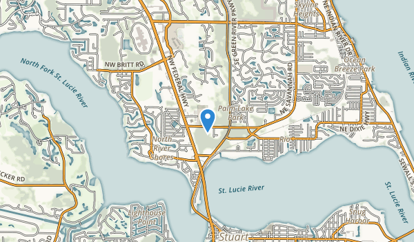 Haney Creek Park Map