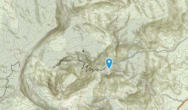 Mount Warning National Park Map