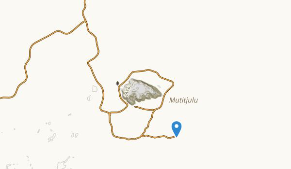 Ulu_u-Kata Tju_a National Park Map
