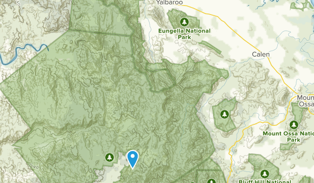 Eungella National Park Map