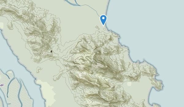Hinchinbrook Island National Park Map