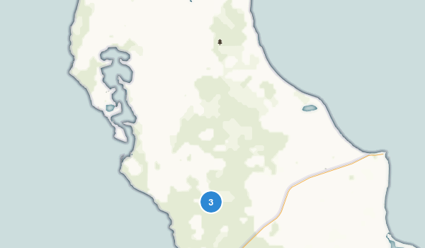 Francois Peron National Park Map