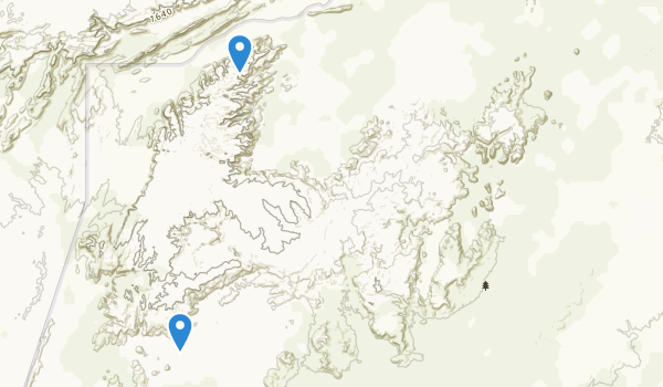 Purnululu National Park Map
