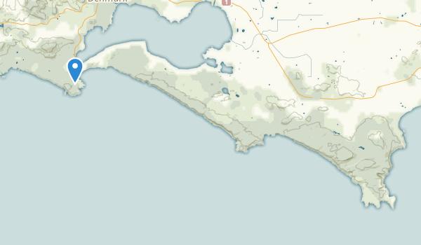 West Cape Howe National Park Map