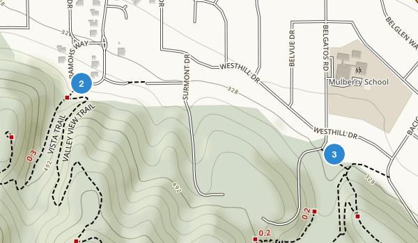 Belgatos Park Map
