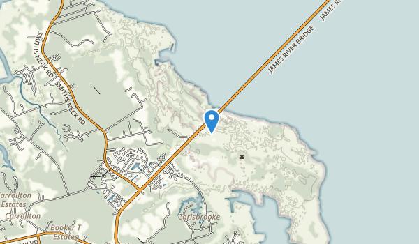 Ragged Island Map